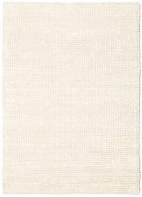 Manhattan - Weiß Teppich  140X200 Moderner Beige ( Indien)