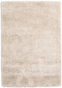 Shaggy Sadeh - Hellbeige Teppich 120X170 Moderner Hellgrau/Beige/Weiß/Creme ( Türkei)