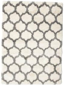 Berber Shaggy Illusia - Naturweiß/Grau Teppich  120X170 Moderner Beige/Hellgrau ( Türkei)