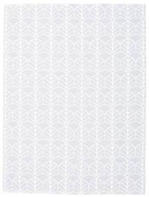 Outdoor-Teppich Arch - Grau Teppich  200X250 Moderner Weiß/Creme/Beige ( Schweden)