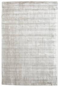 Broadway - Silber Weiß Teppich  200X300 Moderner Hellgrau/Weiß/Creme ( Indien)