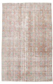 Colored Vintage Teppich  176X276 Echter Moderner Handgeknüpfter Hellgrau/Hellrosa (Wolle, Türkei)