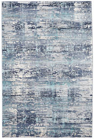 Molgan Teppich  152X240 Moderner Hellblau/Blau ( Türkei)