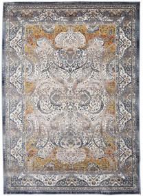 Minna - Gold Teppich 142X206 Moderner Hellgrau/Rosa ( Türkei)