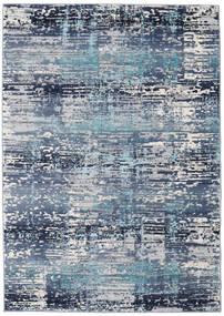 Molgan Teppich  118X176 Moderner Hellblau/Blau ( Türkei)