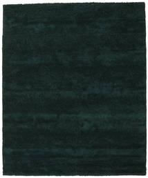 New York - Dunkelgrün Teppich  250X300 Moderner Dunkel Türkis Großer (Wolle, Indien)