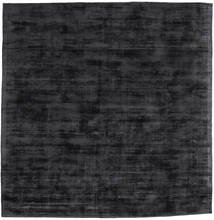 Tribeca - Charcoal Teppich  250X250 Moderner Quadratisch Dunkelgrau Großer ( Indien)