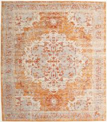 Nadia - Orange Teppich  250X300 Moderner Dunkelbraun/Beige Großer ( Türkei)