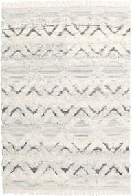Lydia Teppich  160X230 Echter Moderner Handgewebter Dunkel Beige/Beige (Wolle, Indien)