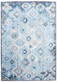 Zack Teppich  160X230 Moderner Hellblau/Beige ( Türkei)