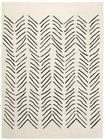 Scandic Lines - 2018 Teppich  200X300 Moderner Beige/Weiß/Creme (Wolle, Indien)