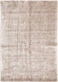 Crystal - Soft_Beige Teppich  140X200 Moderner Hellgrau/Weiß/Creme ( Indien)