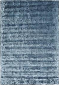 Crystal - Steel Blue Teppich  160X230 Moderner Dunkelblau/Blau/Hellblau ( Indien)