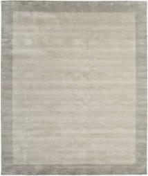 Handloom Frame - Greige Teppich  250X300 Moderner Hellgrau Großer (Wolle, Indien)