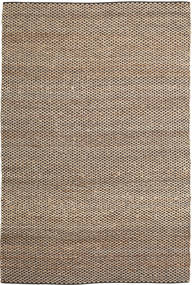 Outdoor-Teppich Siri Jute - Natural/Schwarz Teppich 200X300 Echter Moderner Handgewebter Hellgrau/Beige (Jute-Teppich Indien)