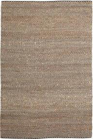 Outdoor-Teppich Siri Jute - Natural/Schwarz Teppich  300X400 Echter Moderner Handgewebter Hellgrau/Beige Großer (Jute-Teppich Indien)