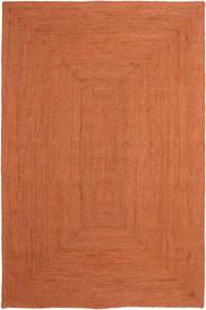 Outdoor-Teppich Frida Color - Orange Teppich  200X300 Echter Moderner Handgewebter Rot/Orange (Jute-Teppich Indien)