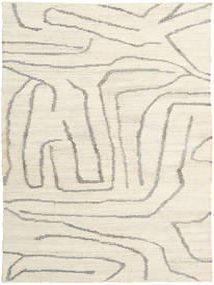 Outdoor-Teppich Native Teppich  160X230 Echter Moderner Handgewebter Beige/Hellgrau (Jute-Teppich Indien)