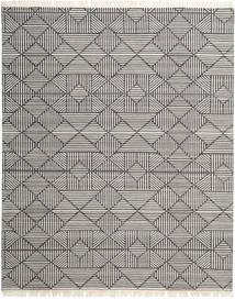 Mauri Teppich  250X300 Echter Moderner Handgewebter Hellgrau/Dunkelgrau Großer (Wolle, Indien)