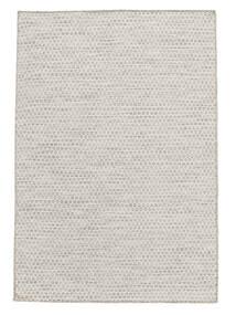 Kelim Honey Comb - Beige Teppich  210X290 Echter Moderner Handgewebter Beige/Weiß/Creme (Wolle, Indien)