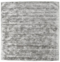Tribeca - Taupe Teppich  250X250 Moderner Quadratisch Hellgrau Großer ( Indien)