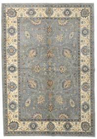 Ziegler Ariana Teppich  167X240 Echter Orientalischer Handgeknüpfter Dunkelgrau/Hellgrau (Wolle, Afghanistan)