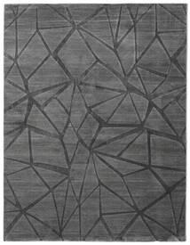 Patio - Grau Teppich  200X250 Moderner Dunkelgrau/Dunkelbraun ( Türkei)