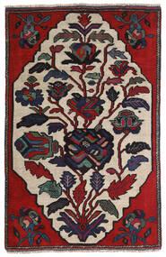 Kelim Golbarjasta Teppich  95X145 Echter Orientalischer Handgewebter Dunkelgrau/Hellgrau (Wolle, Afghanistan)