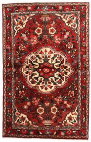 Mehraban Teppich  100X168 Echter Orientalischer Handgeknüpfter Dunkelrot/Dunkelbraun (Wolle, Persien/Iran)