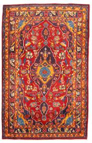 Golpayegan Teppich  107X168 Echter Orientalischer Handgeknüpfter Rost/Rot/Dunkelrot (Wolle, Persien/Iran)