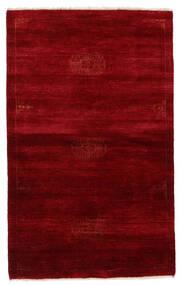 Huttan Teppich  97X155 Echter Orientalischer Handgeknüpfter Dunkelrot (Wolle, Pakistan)