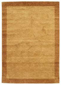 Handloom Frame - Gold Teppich  160X230 Moderner Hellbraun/Braun (Wolle, Indien)