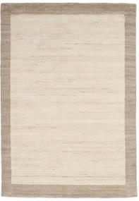 Handloom Frame - Natural/Sand Teppich  160X230 Moderner Beige/Hellgrau (Wolle, Indien)