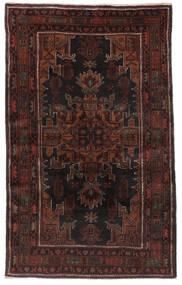 Belutsch Teppich  119X193 Echter Orientalischer Handgeknüpfter Dunkelbraun/Dunkelrot (Wolle, Afghanistan)