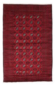Belutsch Teppich  118X185 Echter Orientalischer Handgeknüpfter Dunkelrot/Rot (Wolle, Afghanistan)