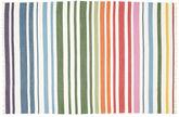 Rainbow Stripe - Weiß