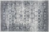 Pasha - dunkelblau / grau
