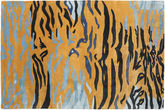 Love Tiger - Orange / grau