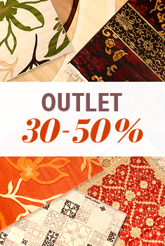 Outlet teppiche 30-50%